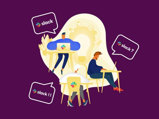 slack and saas companies